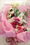 Shopページに様々なシーンで喜ばれる「プリザーブド花束」の写真を追加しました。